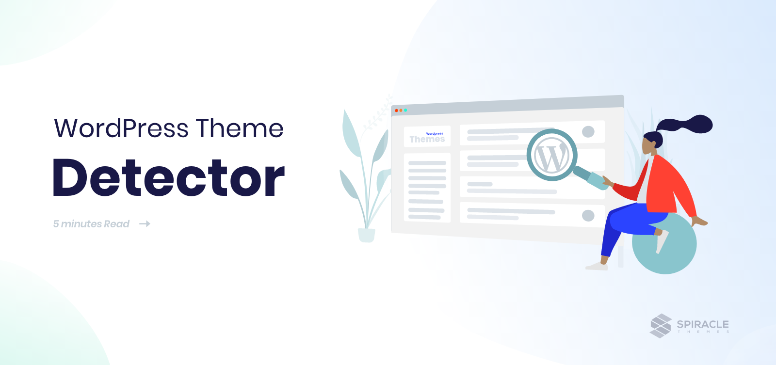 WordPress theme detector tool