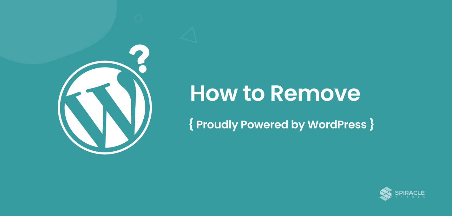 remove-proudly-powered-by-wordpress