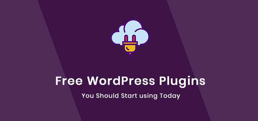 free WordPress plugins 2020