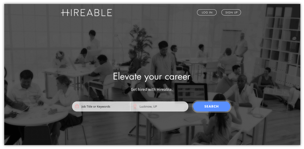 use Hireable to hire a freelancer