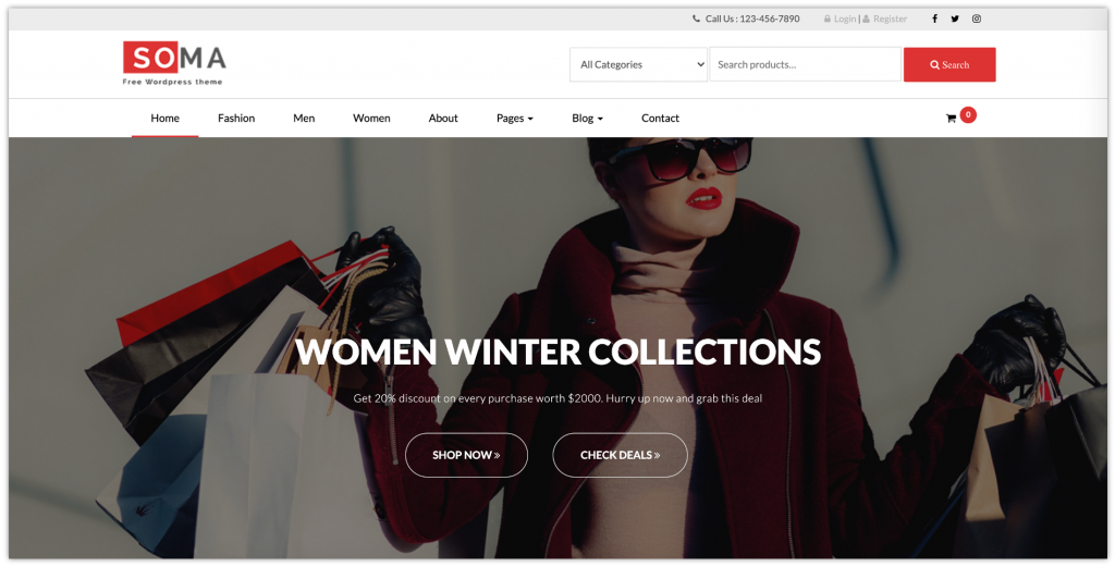 Best Free WordPress Themes for Your Website in 2021 3
