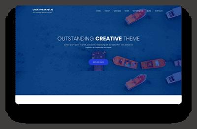 Demo-Creative-one-page