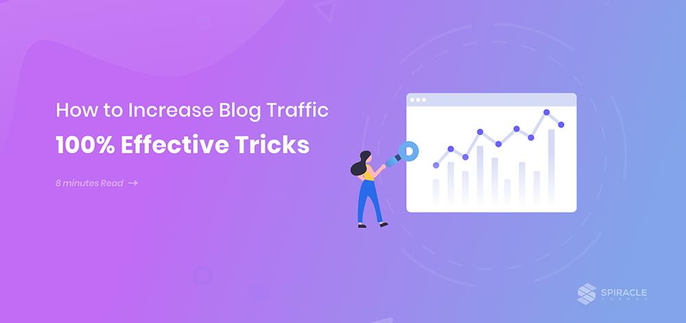 useful tips to increase blog traffic