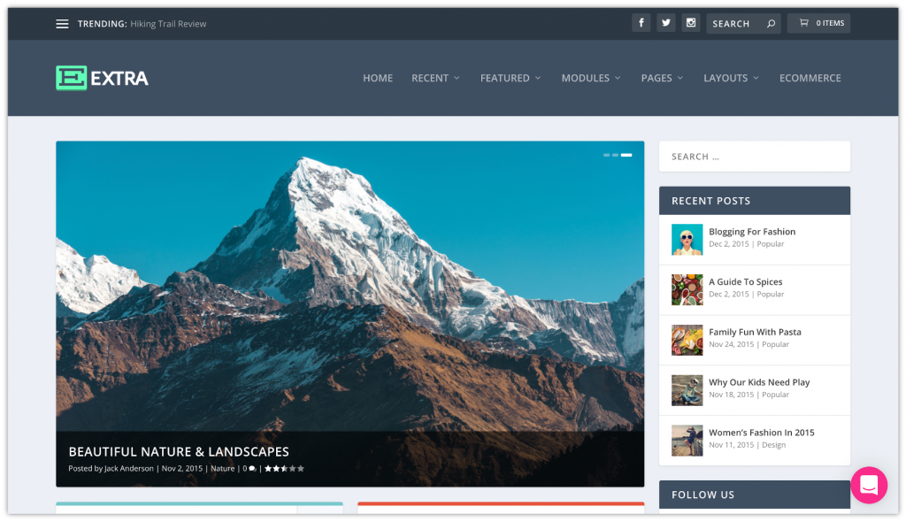 Top 5 WordPress Magazine Themes You Must Try in 2021 1