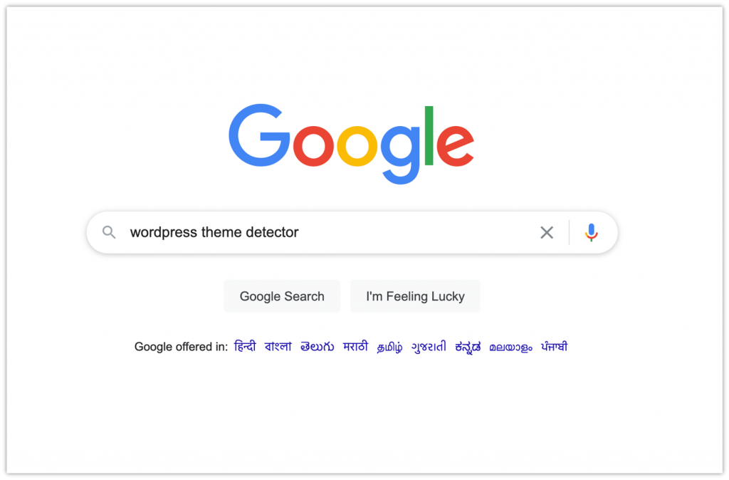 WordPress Theme Detector – Know What Theme a Site is Using 1