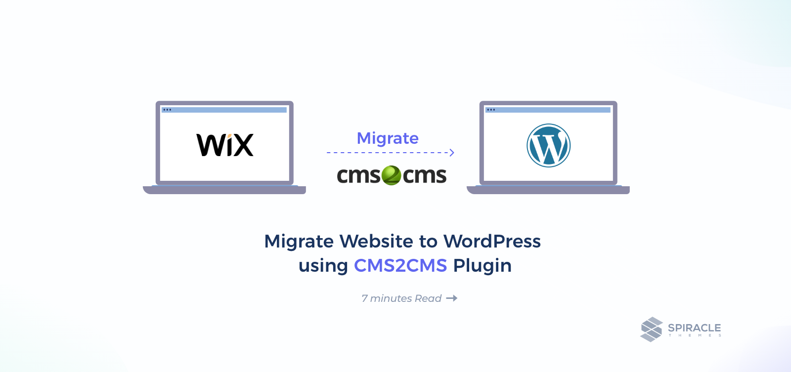 How to Migrate Website to WordPress using CMS2CMS Plugin