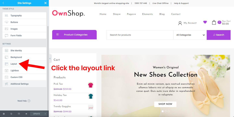 Own Shop Documentation 49