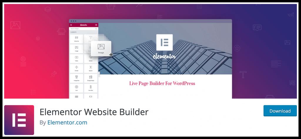 Elementor Website Builder