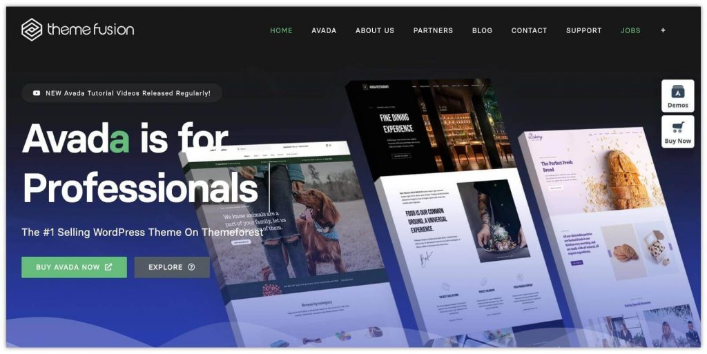 Avada WooCommerce Theme by ThemeFusion