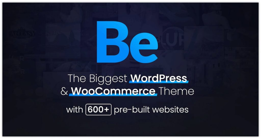 BeTheme WooCommerce Theme by Muffin Group