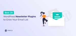 Best 20 WordPress Newsletter Plugins