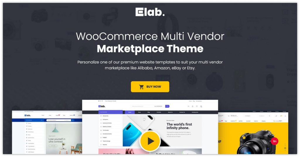 Elab WooCommerce Theme by StylemixThemes