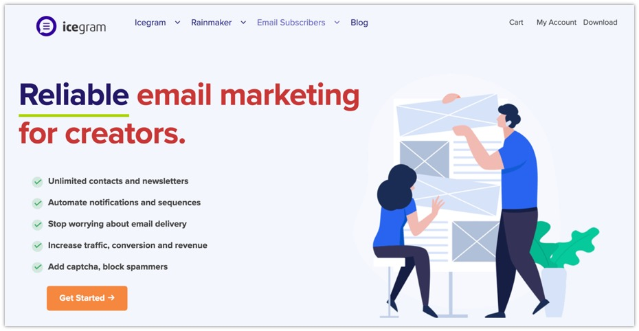 Email Subscribers & Newsletters Plugin from Icegram