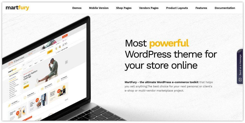 Martfury WooCommerce Theme by DrFuri