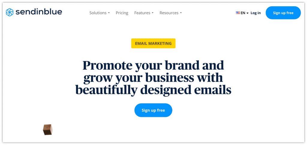 Sendinblue Newsletter Plugin