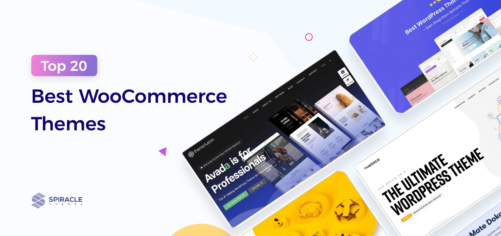 Top 20 Best WooCommerce Themes for Your eCommerce Store